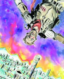 Ether 1,Jeff Lemire Variant Cover