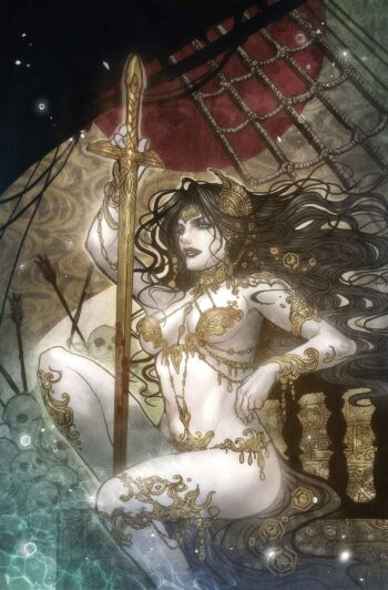 Age of Conan: Belit issue #1