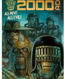 2000AD Villains Takeover Special