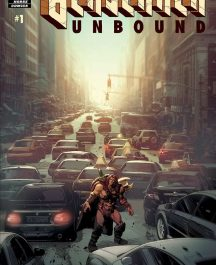 Berserker Unbound comic issue #1