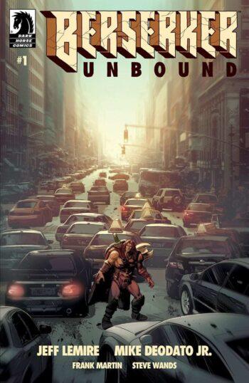 Berserker Unbound comic issue #1