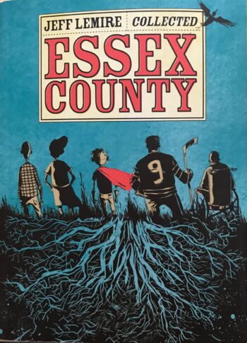 Award winning Graphic Novel