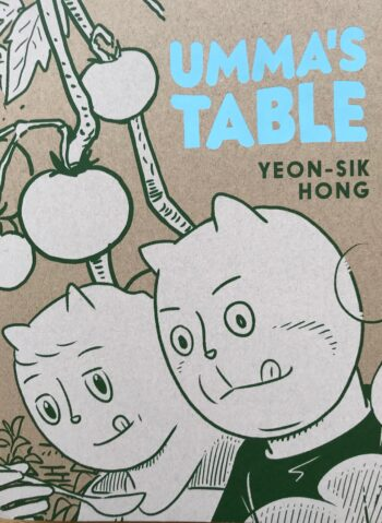 ummas-table-Korean-Graphic-novel