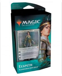 'Threes: Beyond Death' Planeswalker Intro Pack For Magic The Gathering