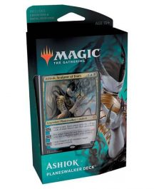 'Threes: Beyond Death' Planeswalker Intro Pack For Magic The Gathering - Ashiok