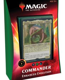 Ikoria Magic Commander 2020: 'Enhanced Evolution'