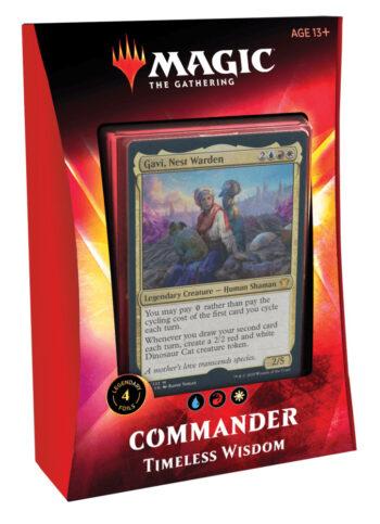 Ikoria Magic Commander 2020: 'Timeless Wisdom'