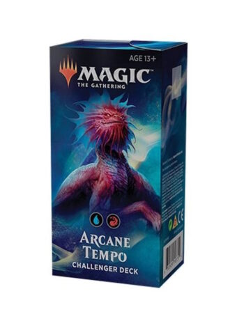 'Arcane Tempo' Challenger Deck for Magic the Gathering