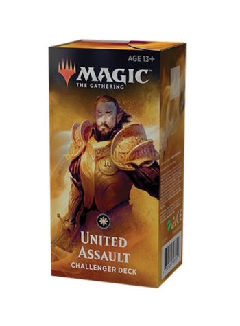 United Assault Challenger Deck for Magic the Gathering