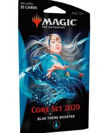 'Core Set 2020' Blue Theme Booster for Magic the Gathering