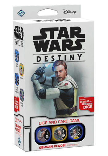 Star Wars Destiny Obi-Wan Kenobi Starter Set