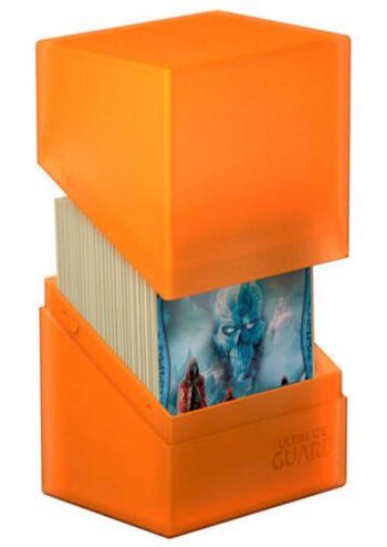 Deck Case (80+ Cards) 'Boulder' - Ultimate Guard
