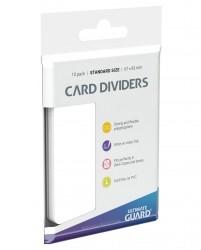 mtg card divider for cards storage